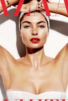 A Sultry Jessica Hart Is Harper's Bazaar Australia's June/July Cover Girl (Forum Buzz)