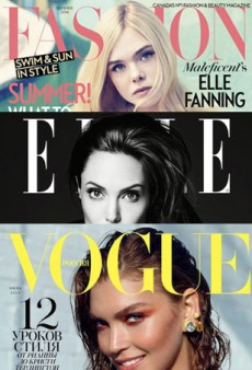 The Glossies: All the June 2014 Covers We Loved and Hated