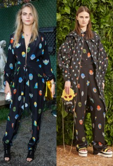 Runway to Real Life: Cara Delevingne in Stella McCartney, Kasia Struss in Gucci and More (Forum Buzz)