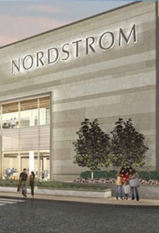 Sneak Peek of How Nordstrom Canada Stores Could Look