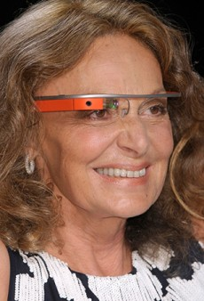 Link Buzz: DVF's Google Glass Collaboration is Coming to Net-a-Porter