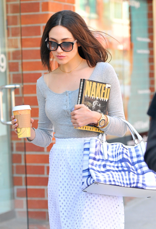 Emmy Rossum Looking for Your Next Great Summer Read? Let These Sites Be Your Guide