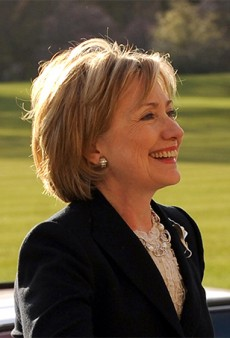 Link Buzz: Hillary Clinton Almost Named Her Memoir 'The Scrunchie Chronicles'
