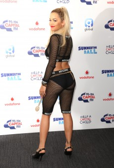 Shocking Looks from Capital FM's 2014 Summertime Ball