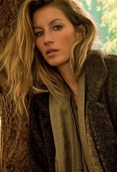First Look: Isabel Marant's Fall 2014 Ad Campaign with Gisele Bündchen (Forum Buzz)