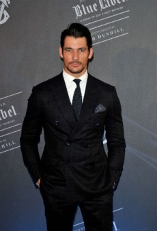 David Gandy is Designing Underwear Now