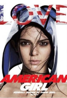 Kendall Jenner Covers LOVE Magazine's Latest Issue