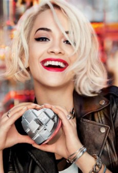 Rita Ora Fronts Campaign for Donna Karan's Latest Fragrance