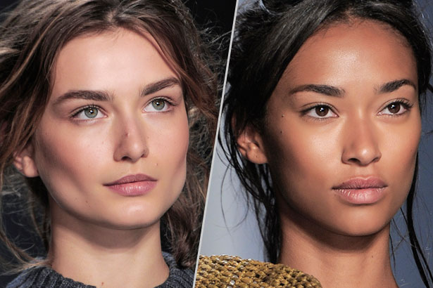 Michael Kors runway beauty Spring 2104