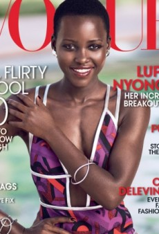 Lupita Nyong'o Looks 'Better Than Ever in Print' for Her First Vogue Cover (Forum Buzz)