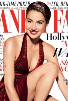 Vanity Fair's July Cover with Shailene Woodley Fails To Impress (Forum Buzz)