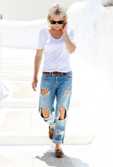 Blogger-Inspired Ways to Tackle Boyfriend Jeans