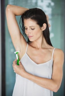 The Ugly Truth About Shaving Your Underarms