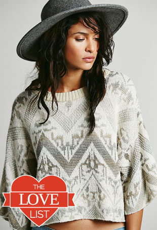 Love List Boho Winter