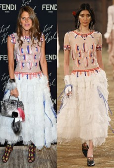 Runway to Real Life: Anna Dello Russo in Chanel, Miroslava Duma in Tod's and More (Forum Buzz)