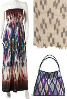 5 of the Best Ikat Print Pieces to Shop Now