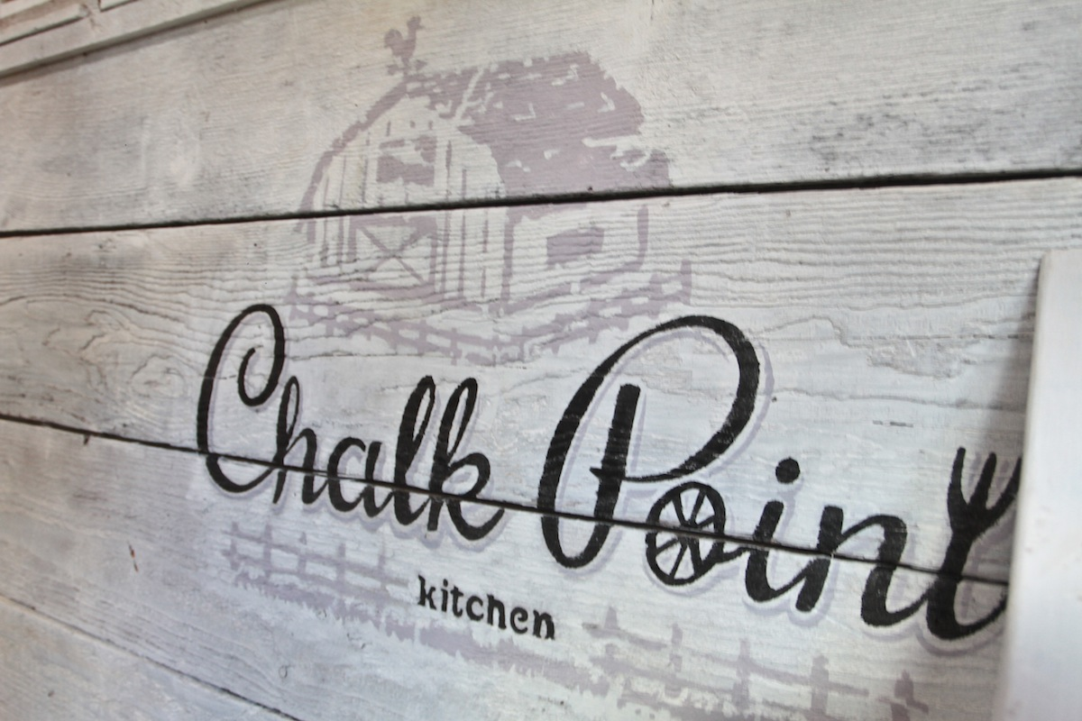 We Stop By Chalk Point Kitchen to Check Out NYC39;s Most Stylish