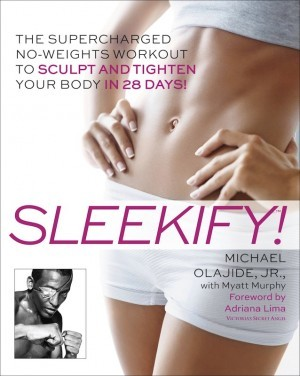 Michael Olajide's book- Sleekify