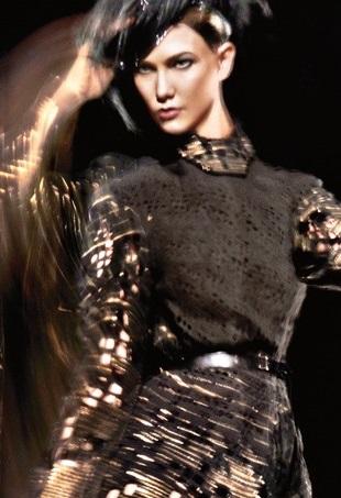 ad-campaign-donna-karan-fall-2014-karlie-kloss-steven-sebring-portrait
