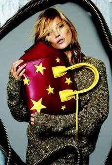 Kate Moss Returns for Stella McCartney's Fall 2014 Ad Campaign (Forum Buzz)