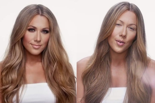 Colbie Caillat's Stripped Down Video Challenges Hollywood's Unrealistic Standards of Beauty