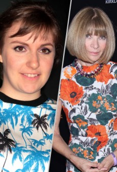 The New York Daily News Thinks Lena Dunham is More Powerful Than Anna Wintour