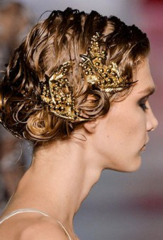 The Most Show-Stopping Accessories of Haute Couture Fall 2014