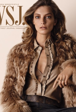 wall-street-journal-september-2014-daria-werbowy-josh-olins-portrait