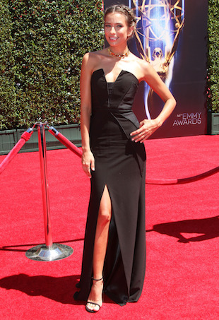 Renee Bargh Emmy Awards