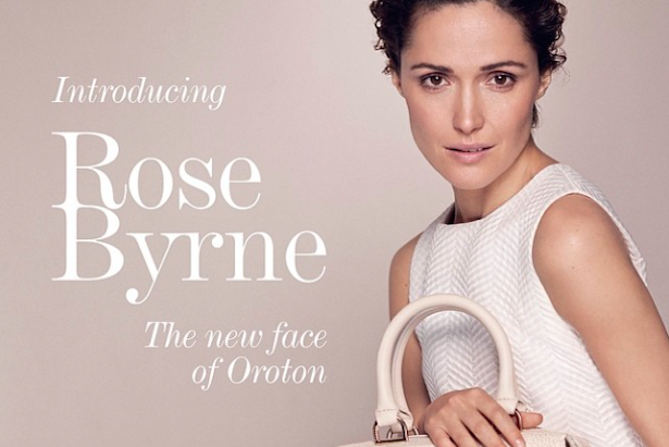 Rose Byrne Oroton Spring 2014