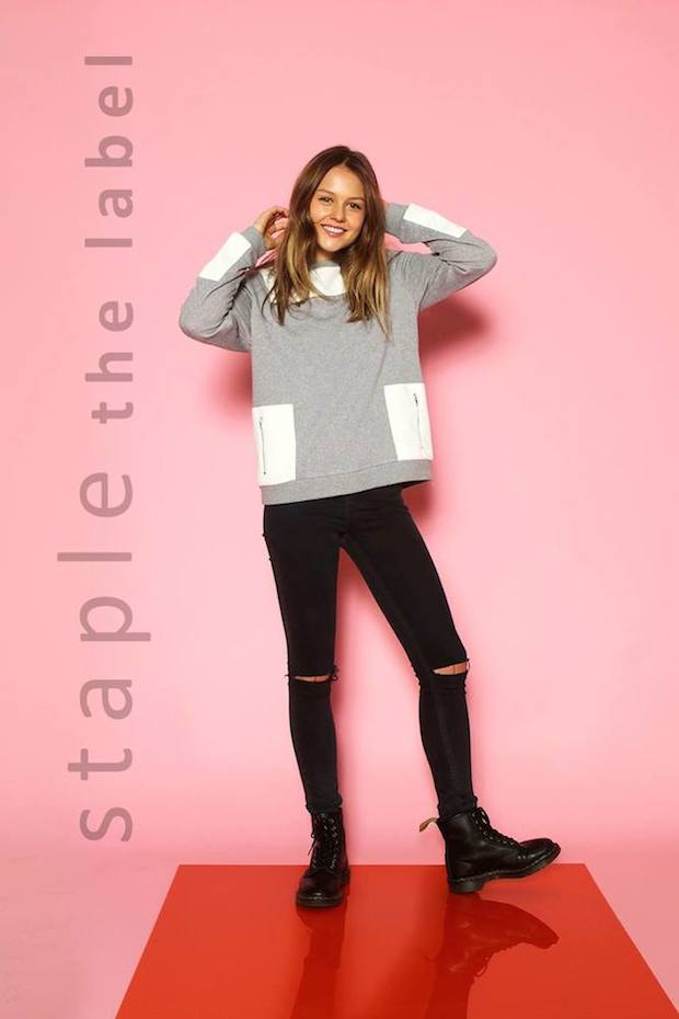 Isabelle Cornish Staple the Label