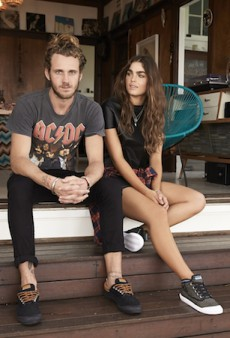 Volley Gets Cool with the Help of Bambi Northwood-Blyth and Tyler Atkins