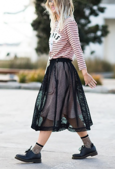 The Best Street Style Snaps from New Zealand Fashion Week 2014