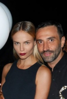 Riccardo Tisci Had the Best Birthday Weekend Ever