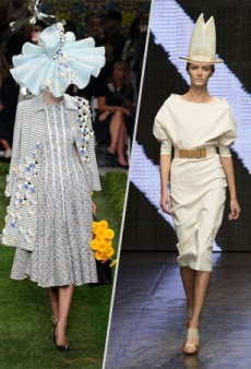 The Head-Turning Trend of Spring 2015