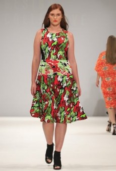 Evans Showcases Its First Design Collective During London Fashion Week Spring 2015