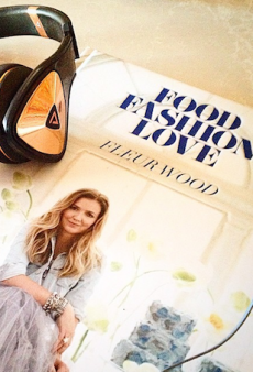 Designer Fleur Wood Releases Second Book 'Food Fashion Love'