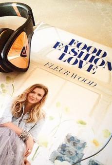 Designer Fleur Wood Releases Second Book 'Food Fashion Love'
