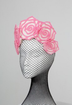 Get Excited for Spring Racing with Danica Erard Millinery's Spring 2014 Headwear Collection