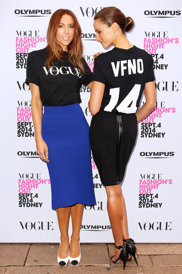 Vogue Fashion's Night Out Sydney