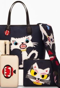Karl Lagerfeld Designs Choupette Accessories