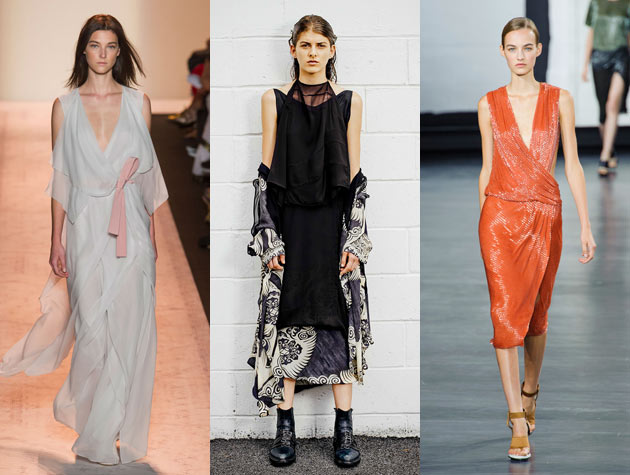 2015 Spring Fashion Shows NYFW Spring Hits