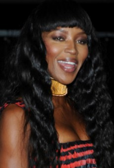 Naomi Campbell Has a Serious Acting Job Now