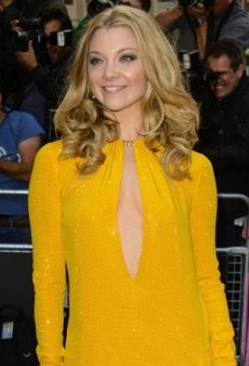 Natalie Dormer Sparkles on the Red Carpet in Emilio Pucci