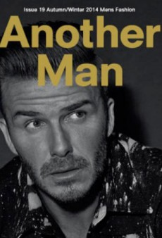 David Beckham Is Serving Perplexed Side-Eye on 'Another Man'