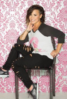 Demi Lovato Is the New Face of Skechers