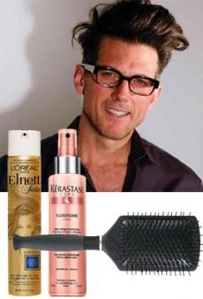 Beauty Diary: Celebrity Hair Stylist Mark Garrison