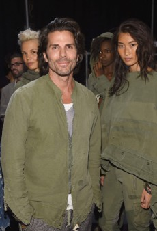 One Minute With … Designer Greg Lauren