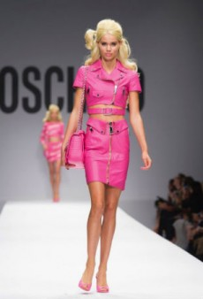You Can Look Like a Moschino Barbie Doll RIGHT NOW