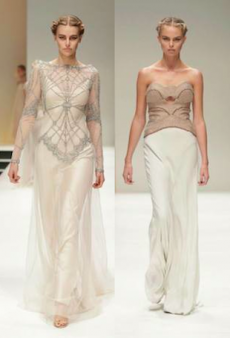 Modern Romanticism from Runway One at Melbourne Spring Fashion Week 2014